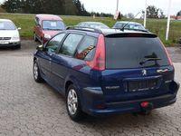 brugt Peugeot 206 1,4 SW