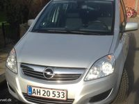 brugt Opel Zafira 1,8 Aut. 140HK