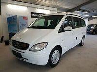 brugt Mercedes Viano CDI 3,0 aut. 204HK
