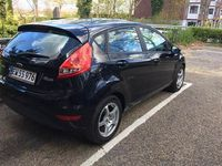 brugt Ford Fiesta 1,6 TDCI ECONETIC