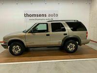 brugt Chevrolet Blazer 4,3 aut.