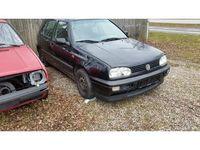 brugt VW Golf III 1,9 110 hk TDI