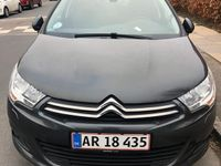 brugt Citroën C4 1,6 4-dørs m. bagklap Aut.