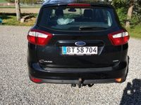 brugt Ford C-MAX 1.0 EcoBoost (125 HK) MPV Forhjulstræk Manuel