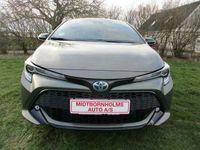 brugt Toyota Corolla 2,0 B/EL H3 Premiumpakke E-CVT 180HK 5d 6g Aut. A++