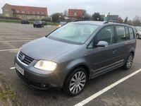brugt VW Touran 1,9 TDI