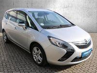brugt Opel Zafira 2,0 CDTI Enjoy Start/Stop 170HK 6g - Personbil - gråmetal