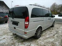 brugt Mercedes Vito 116 CDi Kombi aut. L
