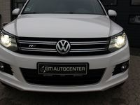 brugt VW Tiguan 2,0 TDi 140 R-line DSG 4M