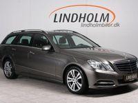 brugt Mercedes E350 CDi Avantgarde stc aut 4-M BE 3,0