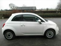 brugt Fiat 500 TwinAir 80 Lounge