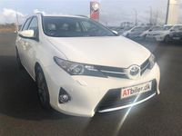 brugt Toyota Auris 2,0 D-4D DPF T2+ 124HK 5d 6g