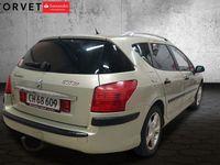 brugt Peugeot 407 1,6 HDi XR SW