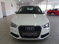 brugt Audi A1 1,6 TDI Attraction 90HK 3d