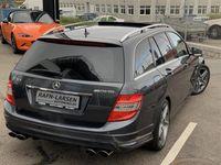 brugt Mercedes C63 AMG AMG T 6,2 457HK Stc 7g Aut.