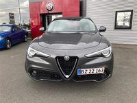 brugt Alfa Romeo Stelvio 2,2 Turbo Edizione 180HK 5d 8g Aut.