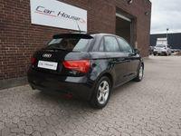 brugt Audi A1 Sportback 1,6 TDi 90 Attraction S-tr.