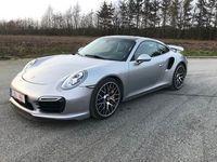brugt Porsche 911 Turbo S 3,8