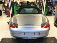 brugt Porsche Boxster S 3,2 252HK Cabr. 6g