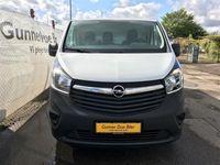 brugt Opel Vivaro L2H1 1,6 CDTI Sportive Start/Stop 125HK Van 6g
