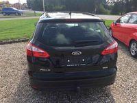 brugt Ford Focus 1,6 TDCi Titanium 115HK Stc 6g
