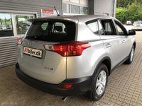 brugt Toyota RAV4 2,0 D-4D DPF T2+ 4x2 124HK 6g