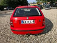 brugt Skoda Fabia 1,4 8V 68 Comfort
