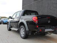 brugt Mitsubishi L200 Dob. Cab 2,5 DI-D Intense 4x4 136HK Pick-Up