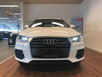 brugt Audi Q3 1,4 TFSI S Tronic 150HK 5d 6g Aut.
