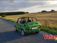 brugt Fiat 126 cabrio