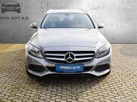 brugt Mercedes C200 T 2,0 184HK Stc 6g - Personbil