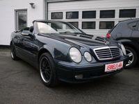 brugt Mercedes CLK200 2,0 Cabriolet Elegance 2d