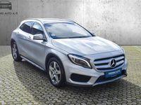 brugt Mercedes GLA250 2,0 7G-DCT 211HK 5d 7g Aut. - Personbil - sølvmetal