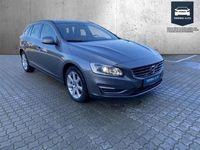 brugt Volvo V60 2,0 D4 Momentum 190HK Stc 8g Aut. - Personbil - Gråmetal