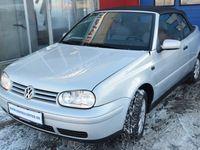 brugt VW Golf Cabriolet IV Highline