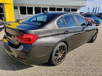 brugt BMW 320 d 2,0 D Steptronic 190HK 8g Aut.