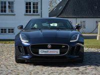 brugt Jaguar F-Type 5,0 S/C V8 R 550HK 2d 8g Aut.