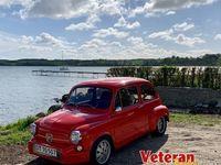 usata Fiat 600 ABARTH 1000 TC