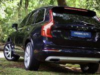 brugt Volvo XC90 2,0 T6 Inscription AWD 320HK 5d 8g Aut. - Personbil - Mørkblåmetal