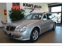 brugt Mercedes E320 2 CDi Avantgarde st.car aut.