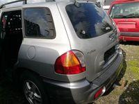 brugt Hyundai Santa Fe 4x4