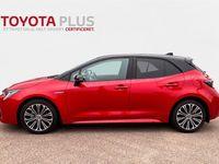 brugt Toyota Corolla 1,8 B/EL H3 Designpakke E-CVT 122HK 5d Trinl. Gear A+++