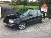 brugt VW Golf Cabriolet 1,6 100HK