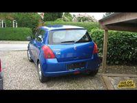 usado Suzuki Swift 1,5 Benzin GL-A personbil