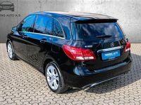 brugt Mercedes B180 1,5 CDI 7G-DCT 109HK Aut. - Personbil - sort
