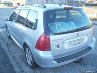 używany Peugeot 307 1,6 HDi 110 Performance st.car