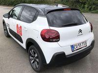 brugt Citroën C3 1,2 PureTech Sportline start/stop 82HK 5d
