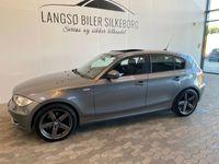 brugt BMW 120 d 2,0 Advantage aut.