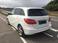 brugt Mercedes B200 2,0 CDi Van