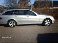 brugt Mercedes E320 2 St. Car